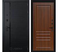Входная дверь PIANO 03 - Орех бренди