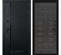 Двери Лабиринт входные двери Лабиринт Пиано  04 - Венге(dveri labirint piano)