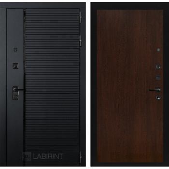 Двери Лабиринт входные двери Лабиринт Пиано  05 - Венге(dveri labirint piano)