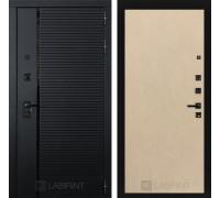 Входная дверь PIANO 05 - Венге светлый