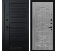 Входная дверь PIANO 06 - Сандал серый