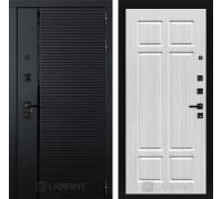 Входная дверь PIANO 08 - Кристалл вуд