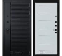 Входная дверь PIANO 14 - Дуб кантри белый горизонтальный