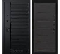 Двери Лабиринт входные двери Лабиринт Пиано 14 - Эковенге горизонтальный(dveri labirint piano)
