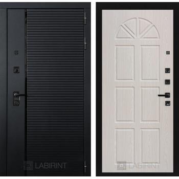 Двери Лабиринт входные двери Лабиринт Пиано  15 - Алмон 25(dveri labirint piano)