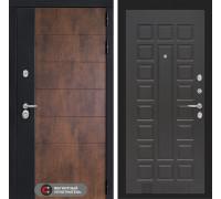 Входная дверь ТЕХНО 04 - Венге