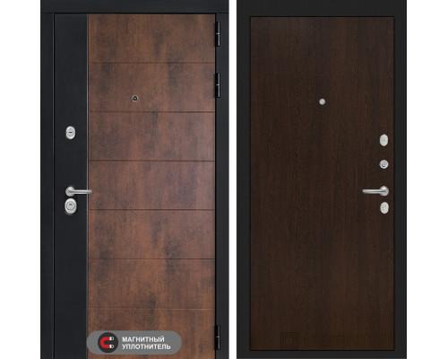 Входная дверь ТЕХНО 05 - Венге