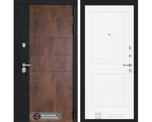 Входная дверь ТЕХНО 11 - Белый софт