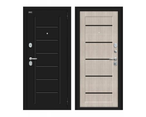 Входная дверь Браво/Dveri Bravo/Борн 117.М22 Лунный камень/Cappuccino Veralinga, двери браво