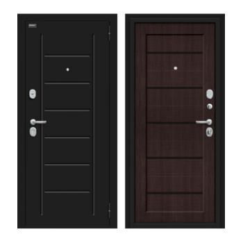 Входная дверь Браво/Dveri Bravo/Борн 117.М22 Лунный камень/Wenge Veralinga, двери браво