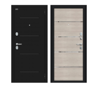 Входная дверь Браво/Dveri Bravo/Лайн 104.Б0 Лунный камень/Cappuccino Veralinga, двери браво