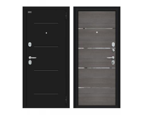 Входная дверь Браво/Dveri Bravo/Лайн 104.Б0 Лунный камень/Grey Veralinga, двери браво