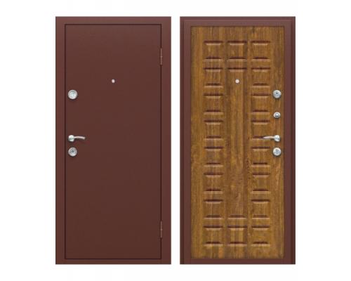 Входная дверь Йошкар (двери Йошкар) Золотистый Дуб