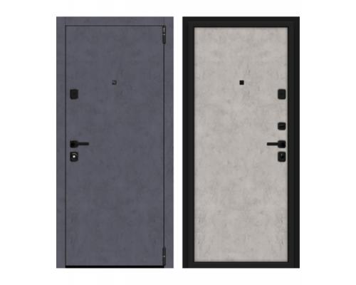 Входные двери Браво (Bravo) Дверь Браво (Bravo) Porta M П50.П50 Graphite Art/Grey Art