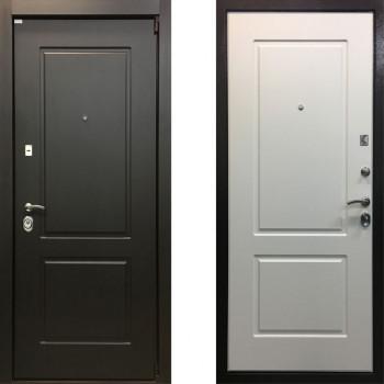 Металлическая дверь Ратибор Барьер 3К (цвет Белый Ясень)