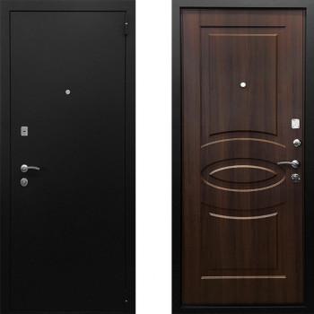 Металлическая дверь Ратибор Классик 3К (Цвет Орех Бренди)
