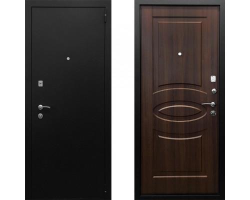 Входная металлическая дверь ратибор Классик 3К (Цвет Орех Бренди) современная