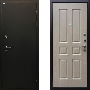Металлическая дверь Ратибор Комфорт (Цвет Беленый Дуб)