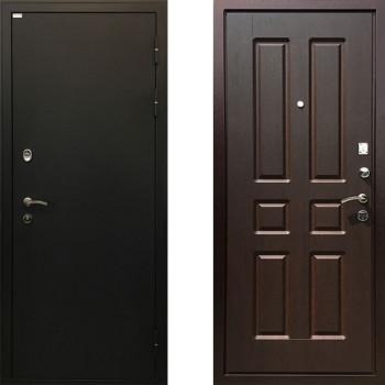 Металлическая дверь Ратибор Комфорт (Цвет Орех Премиум)
