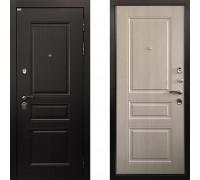 Металлическая дверь Ратибор Лондон 3К (цвет ЭкоДуб)