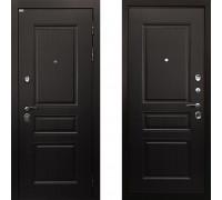 Металлическая дверь Ратибор Лондон 3К (цвет Венге)