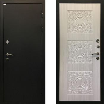 Металлическая дверь Ратибор Спарта 90мм (Цвет Жемчуг белый)