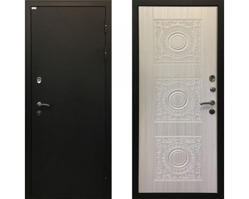 Входная металлическая дверь Ратибор Спарта 90мм (Цвет Жемчуг белый)