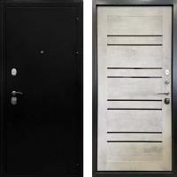 Входная металлическая дверь Ратибор Стандарт 3К (Цвет Бетон Светлый)