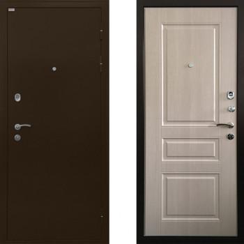 Металлическая дверь Ратибор Статус (Цвет ЭкоДуб)