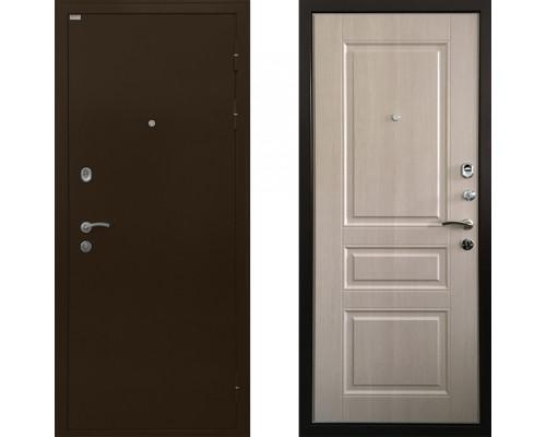 Входная металлическая дверь Ратибор Статус (Цвет ЭкоДуб)