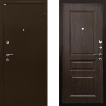 Металлическая дверь Ратибор Статус (Цвет Венге)