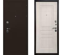 Дверь входная в квартиру Ратибор Троя 3К (Цвет Лиственница Беж)(входные двери в квартиру)