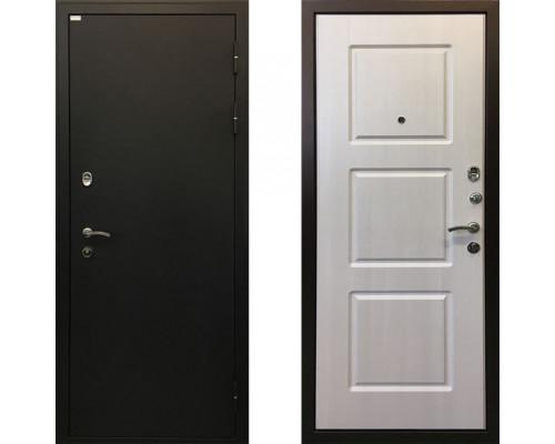 Входная металлическая дверь Ратибор Трио (Цвет Лиственница Беж)