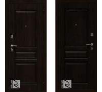 Металлическая дверь Райтвер Х4 Венге