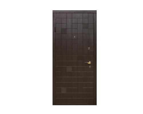 Металлическая дверь СТРАЖ Berez Каскад