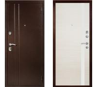 Металлическая дверь Техно Т6 ЭшВайт